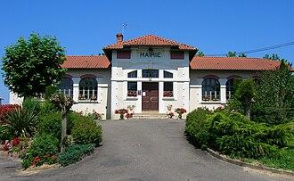 Baigts - Town hall