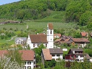 Maisprach - Image: Maisprach Kirche