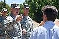 Maj. Gen. Walsh tours Sacramento River levee (7606440786).jpg