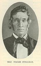 Major Isaiah Stillman