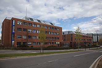 Oslo Police District - Image: Majorstua politistasjon 20100509 1