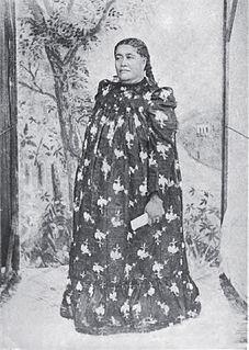 High Chiefess of Rarotonga
