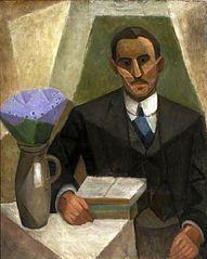 Portrait of Zygmunt Lubicz-Zaleski.