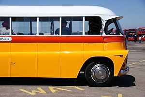 Malta bus (BUS 364), 2010 North Weald bus rally (1).jpg