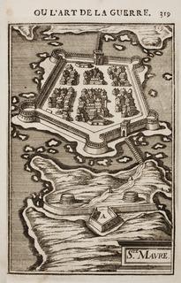 Siege of Santa Maura
