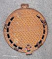 Manhole cover in Kranj.jpg