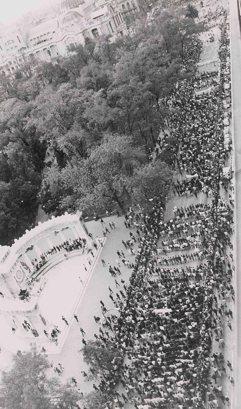 Manifestació 27 d'agost