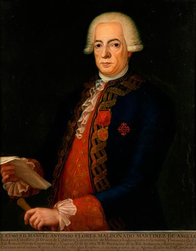 Manuel Antonio Flórez.