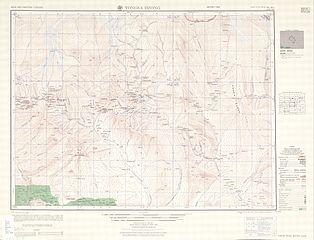 Map India and Pakistan 1-250,000 Tile NG 46-1 Tongsa Dzong.jpg