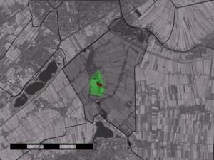 Zuidbuurt - Image: Map NL Zoeterwoude Zuidbuurt