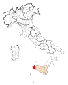 Map Province of Trapani.svg