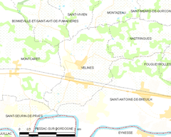 Map commune FR insee code 24568.png
