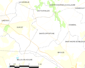 Map commune FR insee code 61436.png