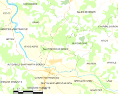 Map commune FR insee code 64513.png