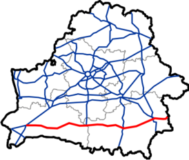 Map of Automobile Roads in Belarus M10.png