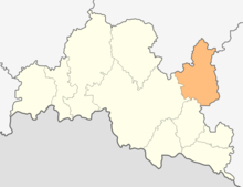 Map of Banite municipality (Smolyan Province).png