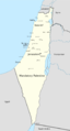 Map of Mandatory Palestine in 1946 with cities and towns.png