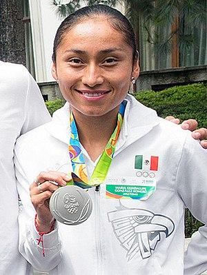 Lupita González - Image: María Guadalupe González (2016)