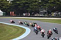 Marc Márquez leads the pack 2013 Phillip Island.jpeg