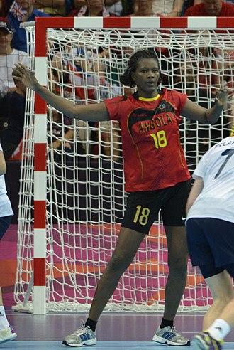 Marcelina Kiala - Image: Marcelina Kiala