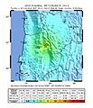 March 2010 Calama earthquake intensity USGS.jpg