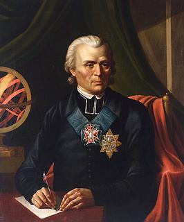 Jesuit astronomer, mathematician, professor and rector of Vilnius University