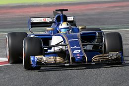 Marcus Ericsson 2017 Catalonia test (27 Feb-2 Mar) Day 1.jpg