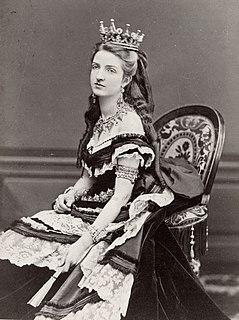 Margherita of Savoy Queen mother of Italy