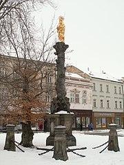Maria column (Prostějov)