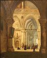 Marius Granet - Intérieur d'église.jpg