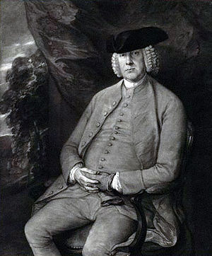 Mark Beaufoy - An engraving of Mark Beaufoy, by Valentine Green