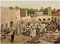 Market, Biskra, Algeria-LCCN2001697852.jpg
