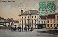 Markt, Zottegem (historische prentbriefkaart) 07.jpg