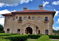 Marland Mansion Entrance Front.jpg