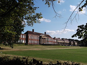 Marston Road - Image: Marston Road site, Oxford Brookes University