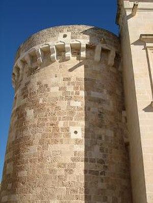Martano - Image: Martano torre