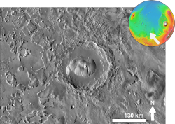 Martian crater Nicholson based on day THEMIS.png
