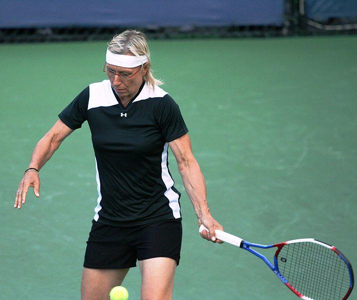 File:Martina Navrátilová at the 2010 US Open 02.jpg