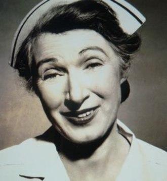 The Shrike (play) - Mary Bell as Nurse Wingate