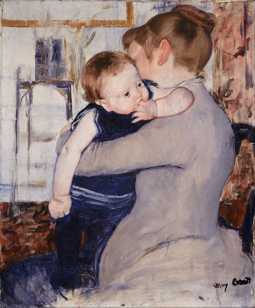 File:Mary Cassatt - Mother and Child - Google Art Project ...