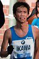 Masashi Ikawa Berlin-Marathon 2012.jpg