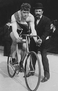 Maurice Schilles French racing cyclist