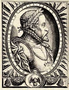Maximilian II by Martin Rota