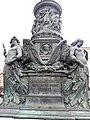 Maximilian Monument, Piazza Venezia, Trieste 3.jpg