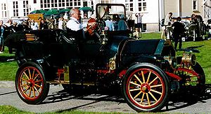 Maxwell automobile - Maxwell Mascotte Touring 1911