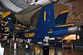 """McDonnell Douglas F A-18A Hornet US Navy """"Blue Angels"""" 161963 (7178903930).jpg"""