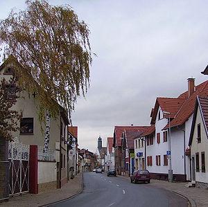 Meckenheim, Rhineland-Palatinate - Hauptstraße