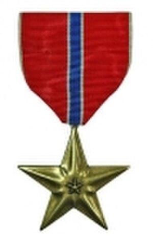 Richard A. Hellman - Bronze Star