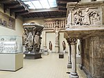Medieval hall in the Pushkin museum 2010s by shakko 01.jpg