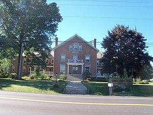 Lafayette Township, Medina County, Ohio - The Medina County Home has served residents since 1894